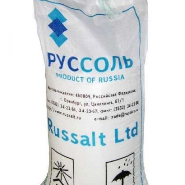 Соль пищевая (мешок 50 кг.)